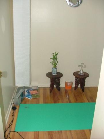 Yoga room 010